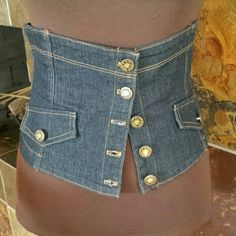 XXI Denim - Corset Belt