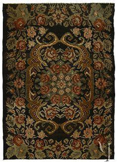 Balkan Rug - Moldovian Carpet