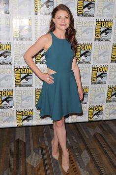 Emilie de Ravin à Comic-Con 2015