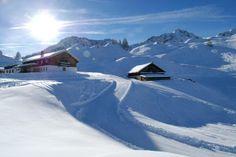 Winter in den Kitzbüheler Alpen Winter Snow, Mount Everest, Skiing, Europe, Mountains, Ski Resorts, Fun, Travel, Beautiful