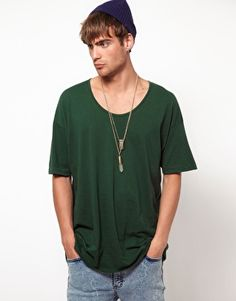 AA Oversized Green