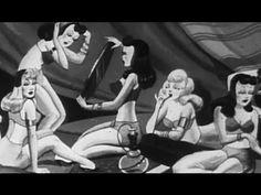 Private SNAFU: Booby Traps 1944 US Army Training Film Cartoon, Mel Blanc...