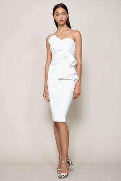 Badgley Mischka Resort 2018 Collection Photos - Vogue