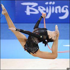 Best gymnast ! Anna bessonova