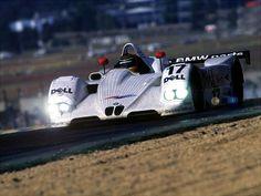1999 BMW V12 LMR, winner of the 24 Hours of Le Mans