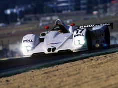 1999 BMW V12 LMR, winner of the 24 Hours of Le Mans
