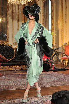 John Galliano: Runway - Paris Fashion Week Fall/Winter 2012