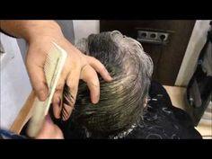 corte clasico de señora, Classic lady cut - YouTube