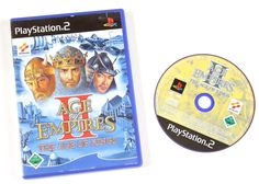 Age Of Empires II: The Age Of Kings für Playstation 2 in OVP!