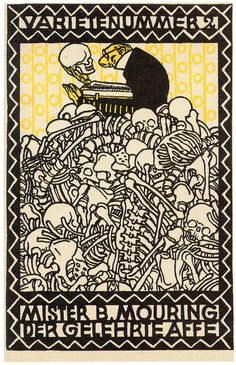 ART & ARTISTS: Wiener Werkstätte postcards – part 1