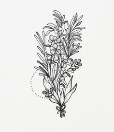 40 ideas tattoo flower blackwork embroidery patterns for 2019 Nature Tattoo Sleeve, Sleeve Tattoos, Tattoo Nature, Trendy Tattoos, Tattoos For Women, Feminine Tattoos, Dragon Tatto, Tattoo Minimaliste, Flower Tattoo Designs