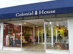 Colonial House decor