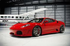 2011 Ferrari F430 Scuderia Novitec Airport Edition by ADV.1 Wheels