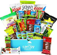 The Big Healthy Care Package - Canopy Snacks (30 Count) *** You can find more details by visiting the image link.