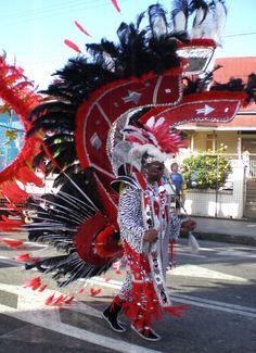 Trinidad Carnival 2013.