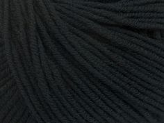 Superwash Merino Extrafine Black.Superwash Merino Extrafine is a DK weight, 100% extra fine Italian-style superwash merino wool making it extremely soft, as well as durable. High twist and smooth texture gives unbelievable stitch definition making this a good choice for any project that you want to show off your stitch work. Projects knit and crocheted in superwash merino extrafine are machine washable! Lay flat to dry. Do not bleach. Do not iron. 4 balls per bag. Not sold…