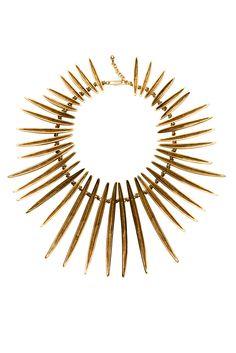 Aurelie Bidermann Arizona necklace