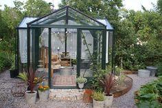 T-classic 12,6 m² 4-10:e plats växthuskategorin.
