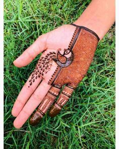 Mehndi Designs Front Hand, Henna Tattoo Designs Simple, Stylish Mehndi Designs, Full Hand Mehndi Designs, Mehndi Designs 2018, Henna Art Designs, Mehndi Designs For Girls, Mehndi Designs For Beginners, Mehndi Design Photos