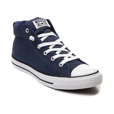 2 /& 6 NEW CONVERSE Girl/'s CHUCK TAYLOR ALL STAR STREET MID SNEAKER Junior Size