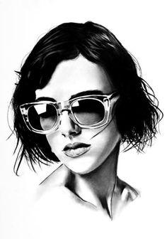 38 best black white images sunglasses eye glasses glasses Oakley Flag original art for sale