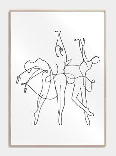Dancing ballerinas in a row - A line drawing poster with 3 dancing . - Dancing ballerinas in a row – A line drawing poster with 3 dancing ballerinas. More ballerinas in - Dance Artwork, Art Painting, Sketches, Line Art Drawings, Drawings, Abstract Line Art, Art, Dance Poster, Minimalist Art