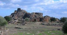 Veduta del Nuraghe Arrubiu - Orroli #Sardegna antica #Archeologia
