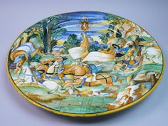 Boijmans Collection Online - Maiolica from the Pringsheim collection