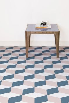 cool 34 Geometric Falling Block Tiles Design Ideas