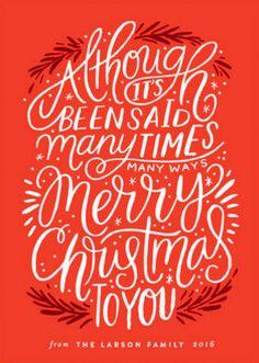 104 best christmas phrases