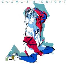 Made this illustration for Cosmo's Midnight's new single『Snare』.Cosmo's Midnightの新しいシングルSnareのためにイラストを作りました。-BahiJD-