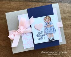 ORDER STAMPIN' UP! PRODUCTS ON-LINE! A coordinating Birthday Friends Framelits die was used for this love card. Clearance & exclusive offers!