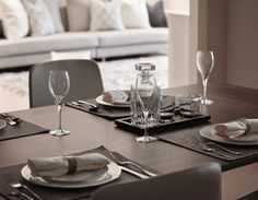 CAC CASA   HU on Behance Home Accessories, Beautiful Homes, Table Settings, Behance, Concept, Dining, Deco, My Style, Interiors