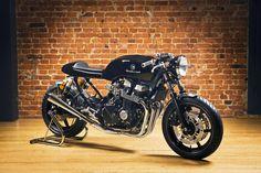 Honda CB750 Cafe Racer www.way2speed.com