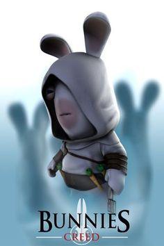 Games : Bunnies Creed