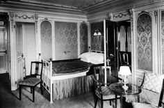 Larger image of 1st Class Parlour Suite B38, Titanic, Belfast, March 1912