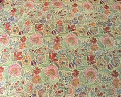 Antique Kashmir woven shawl, called Hyderabadi (Mughal)Jamawar with vegetable dye colors, Century Kashmiri Shawls, Textile Art, 18th Century, Paisley, Textiles, Rugs, Antiques, Colors, Fabric