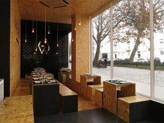 Galeria de Wasabi Sushi Bar / CAVE - 4