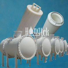 PF Series Pleated High Flow Filter Cartridges  are high flow rates and low pressure drops,wide chemical compatibility for different applications.High flow cartridge filters have stable good filtration efficiency and long service life.