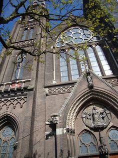 Maria van Jessekerk, Burgwal, Delft