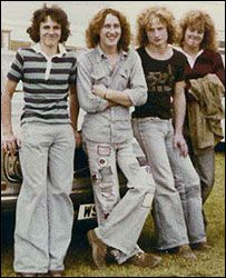 Friends on holiday in Galloway in 1978 Fashion @nixieclothing #nixiedjubilee