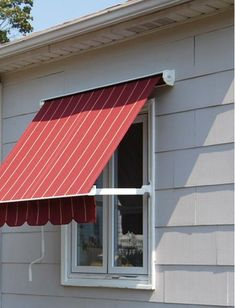 Oh Yes To Replace Those Awful But Necessary Metal Awnings