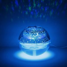 Humidifier Colorful Lights Aroma Diffuser Home Ultrasonic Air Humidifier Essential Oils For Rosacea, Humidifier Essential Oils, Are Essential Oils Safe, Essential Oil Diffuser, Aroma Diffuser, Air Purifier, Cut Glass, Light Colors, Diffuser