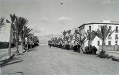 Paseo de General Marvá 1935