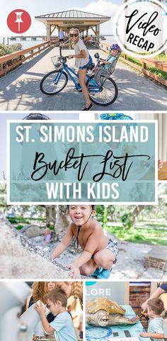 St. Simons bucket li