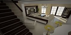 Design interior case Design Interior, Case, Loft, Modern, Furniture, Home Decor, Trendy Tree, Decoration Home, Room Decor
