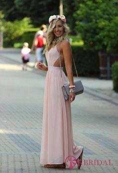 KB2018582 High Quality Prom Dress,Charming Prom Dress,Chiffon Prom Dress,Brief Prom Dress,Backless Prom Dress