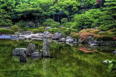 Ohuri Park, Fukuoka, Japan, Japanese Garden HDR Photo by Jason Teale -- National Geographic Your Shot