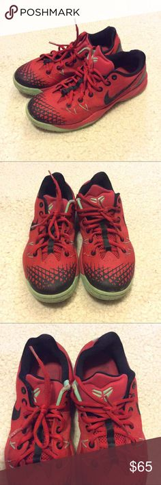 Nike Zoom Kobe Venomenon 4 Sneakers Nike Zoom Kobe Venomenon 4 Sneakers. Used condition.  Back part is bent. Nike Shoes Sneakers