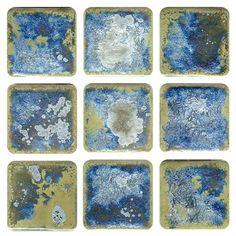 Crystal Blue 23x23mm Mosaic £13.99 per tile